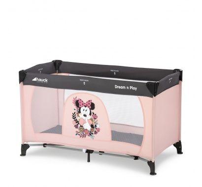 Hauck Disney Dream´n Play cestovní postýlka Minnie Sweetheart