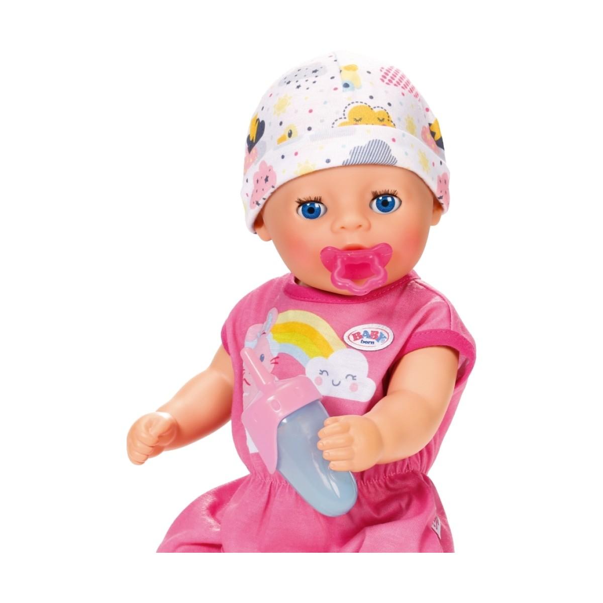 BABY born Little Lahvička a dudlík, 36 cm
