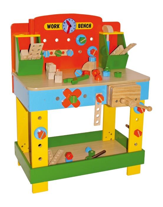 Ponk - dílenský stůl Tobi 1533