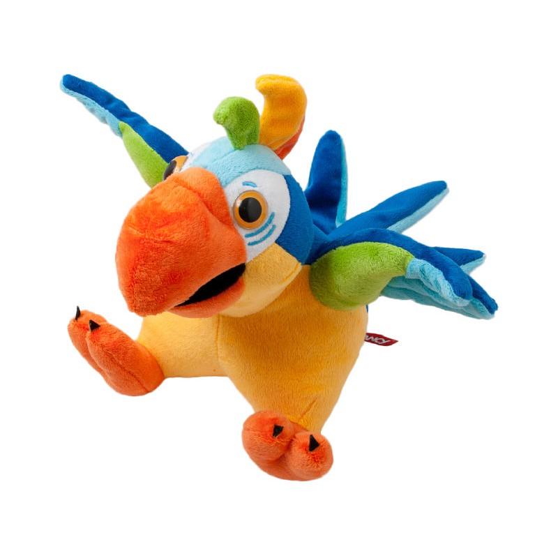 Mówiąca papuga Oskar