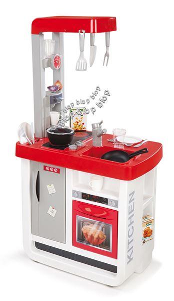 Kuchyňka Bon Appetit elektronická červená