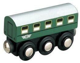 Vláček dřevěné vláčkodráhy Maxim Osobní vagón