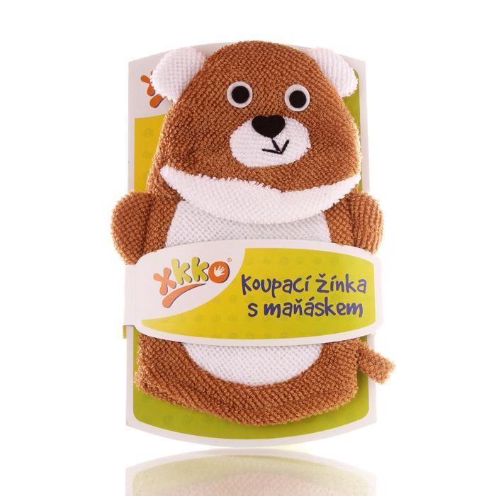 Kúpacie maňuška Medvídok