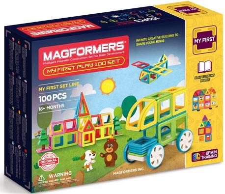 Magformers Můj první 100ks
