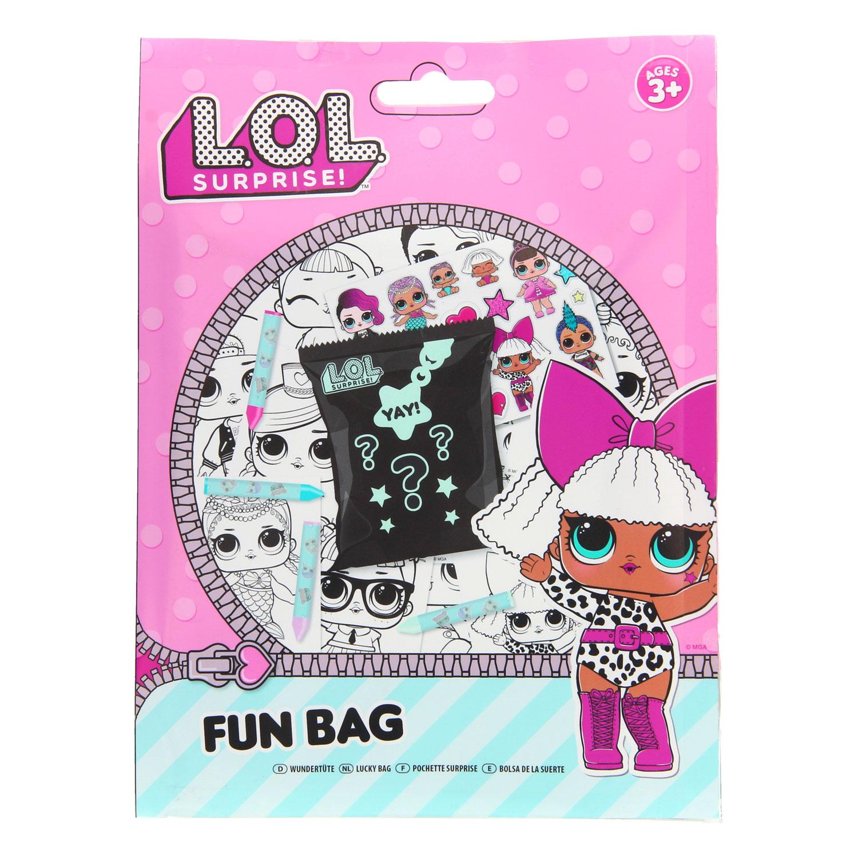 L.O.L. Zábavný sáček s překvapením