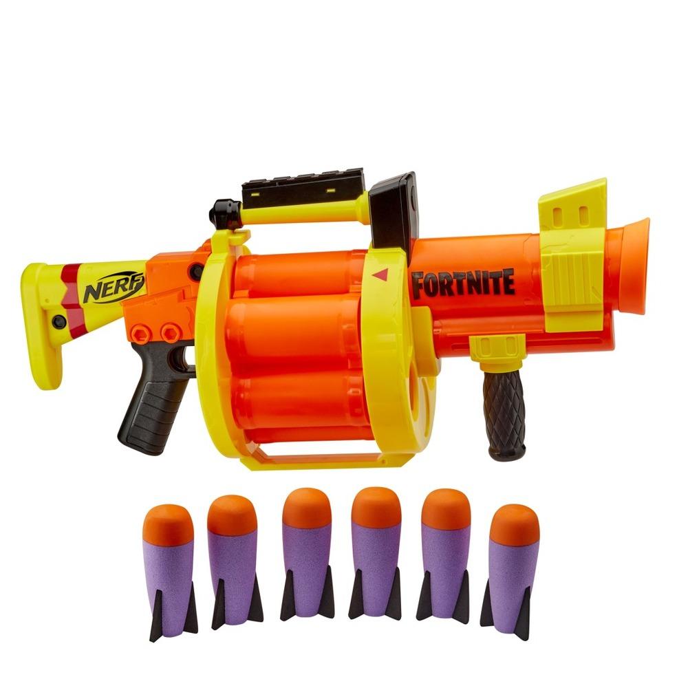 Pistolety Nerf Fortnite GL