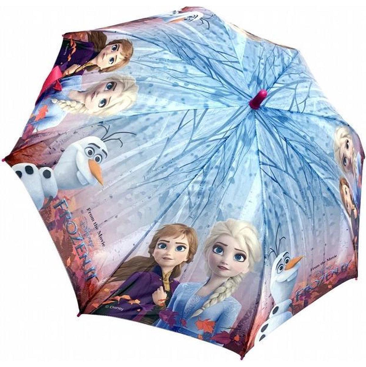 Dáždnik Frozen II vystreľovací