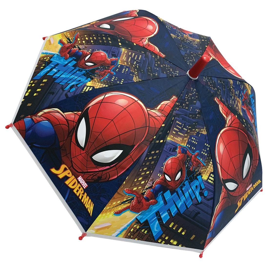 Parasol Spider-Man