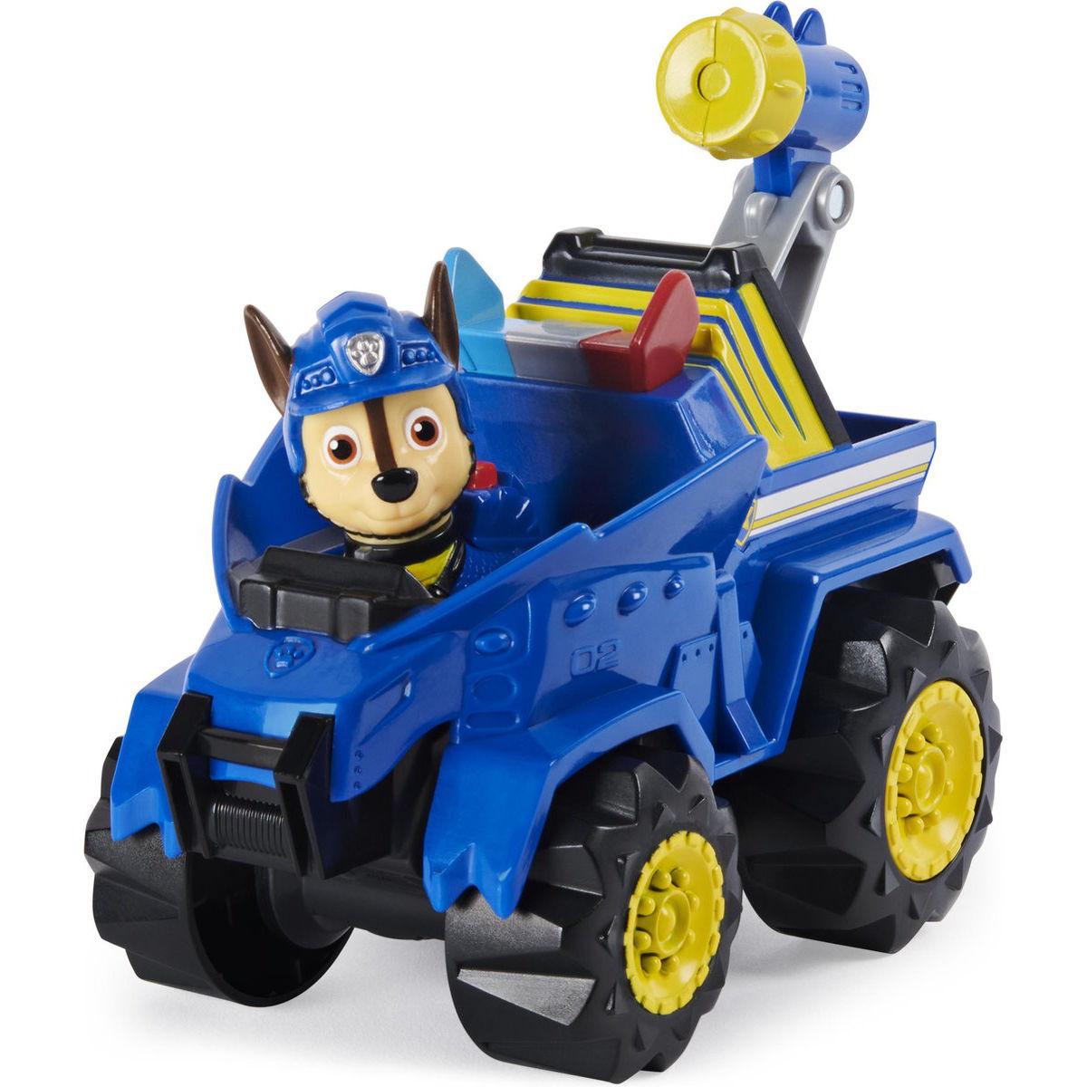Tlapková patrola Chase dino tématická vozidla