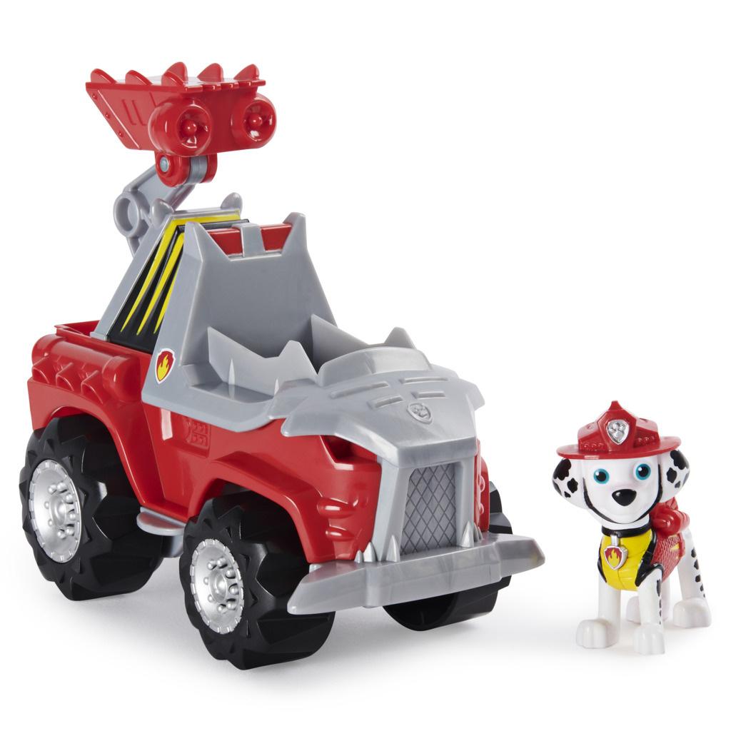 Psi Patrol Dino Rescue Marshall Pojazd