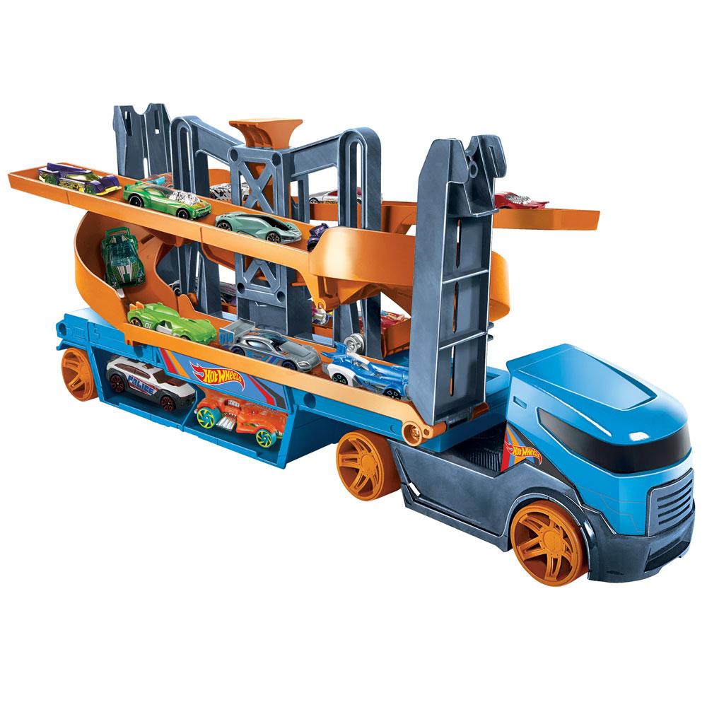 Hot Wheels Zvedací náklaďák