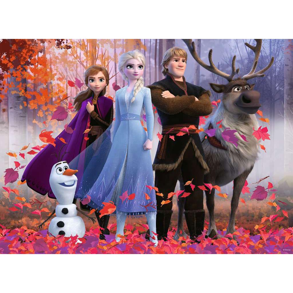 Disney Ice Kingdom 2100 sztuk