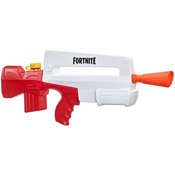 SUPERSOAKER NERF FORTNITE BURST AR L