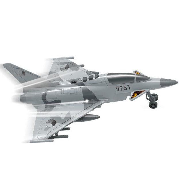 Myśliwiec bateryjny z czeskim głosem