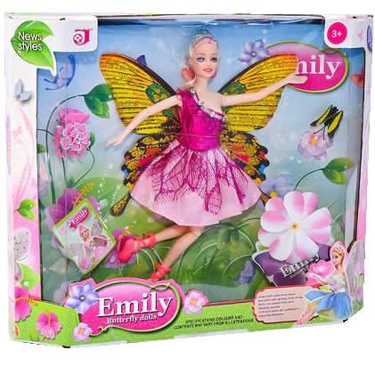Lalka Emily - wróżka