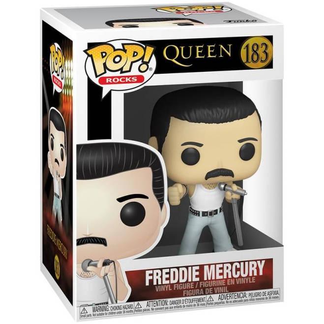 Funko POP Rocks: Queen - Freddie Mercury Radio Gaga