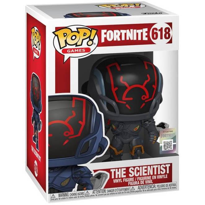Funk POP Games: fortným S5 - The Scientist