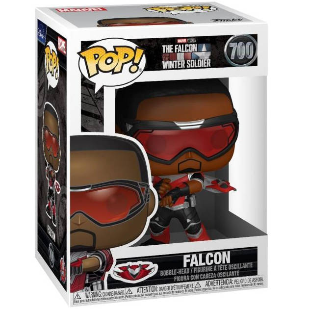 Funk POP Marvel: TFAWS - Falcon