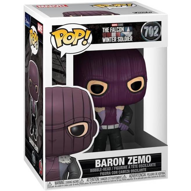 Funko POP Marvel: TFAWS - Baron Zemo