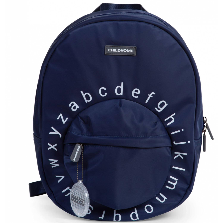 Dětský batoh Kids School Backpack Navy White