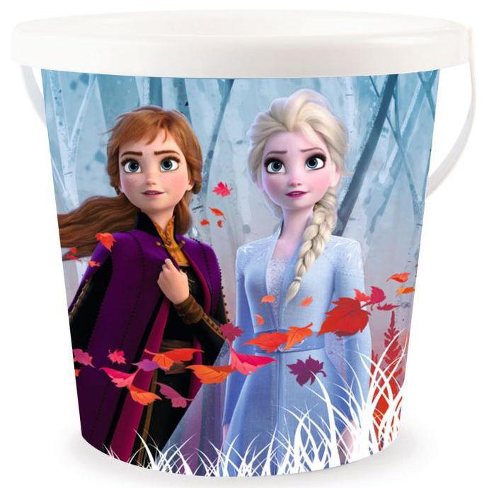 Wiadro Frozen Kingdom 2 średnie