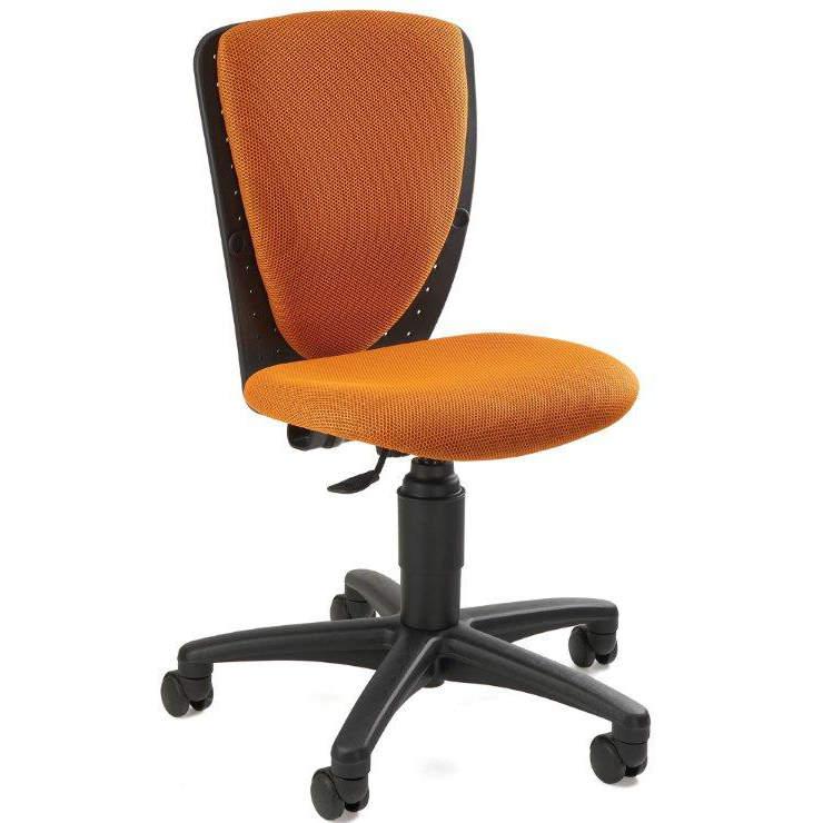 Rastúca stolička High S 'Cool oranžová