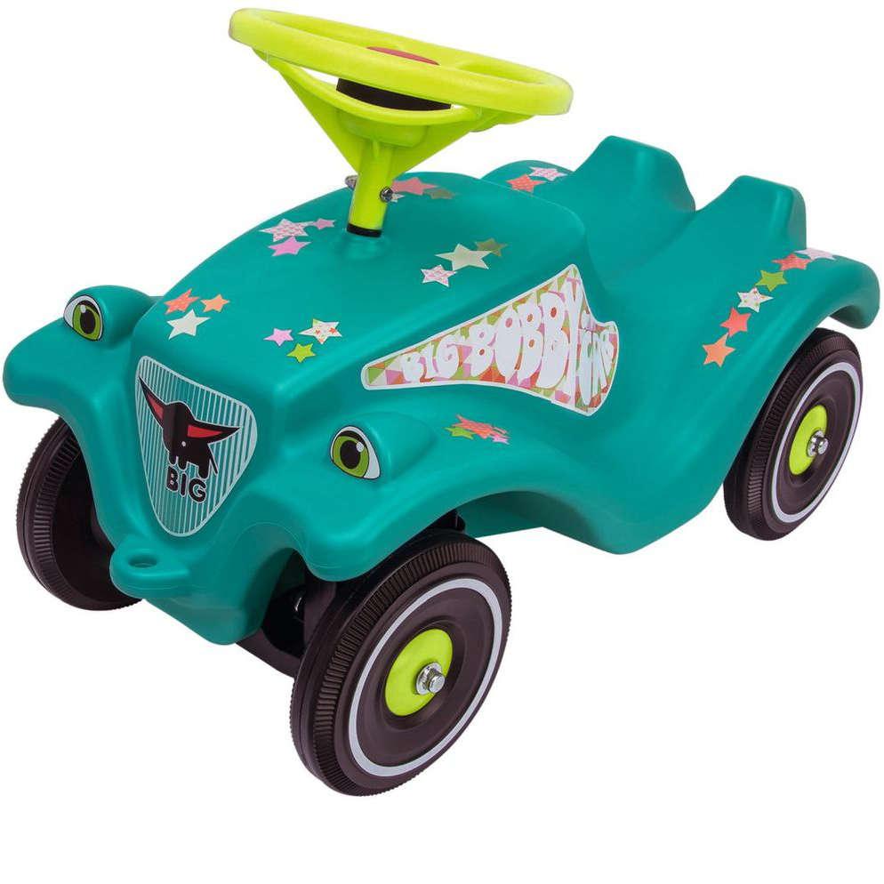 Popychacz samochodowy BIG BOBBY CAR CLASSIC z gwiazdami