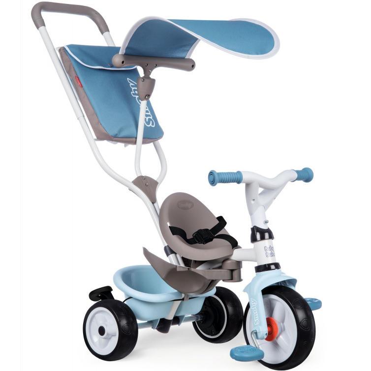 Tříkolka Baby Balade Plus modrá