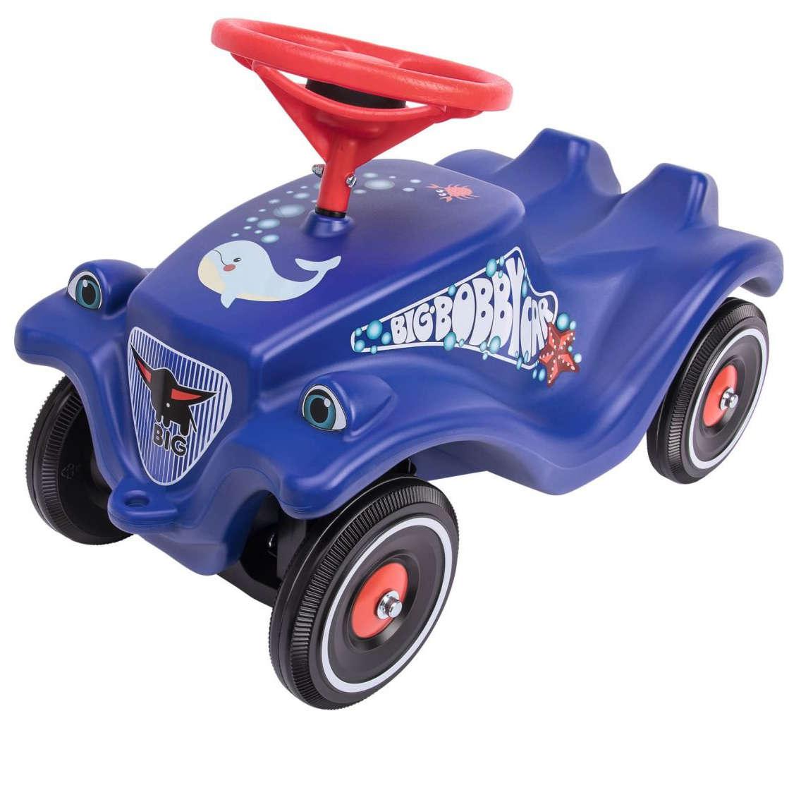 BIG BOBBY CAR CLASSIC Ocean popychacz