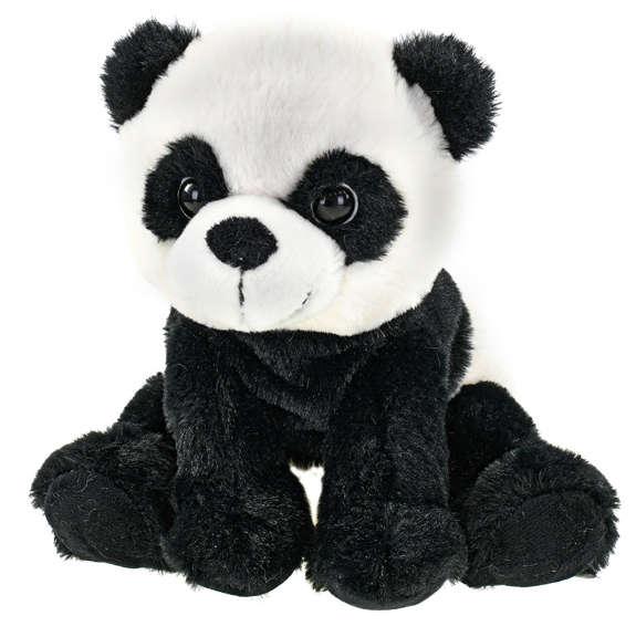 Pluszowa panda 26 cm 0m+ w torbie