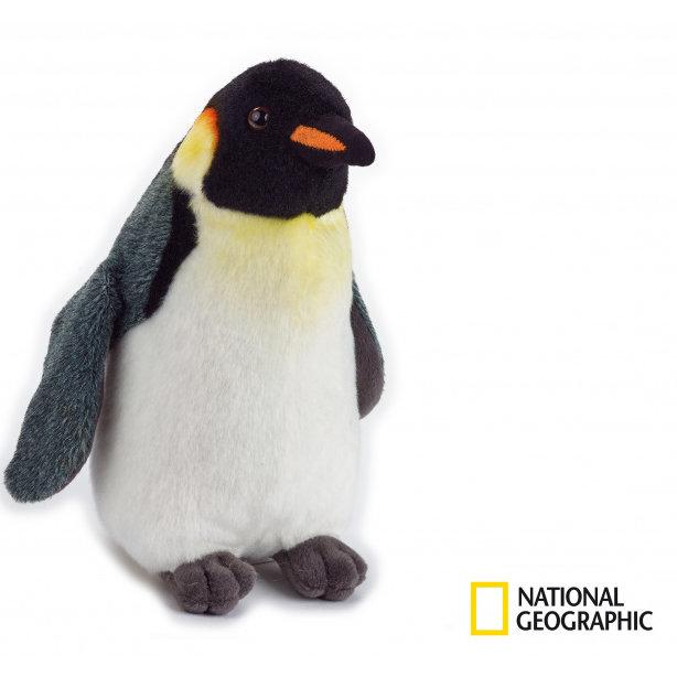 National Geographic plyšák Tučniak 24 cm