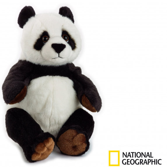 National Geographic plyšák Panda 22 cm