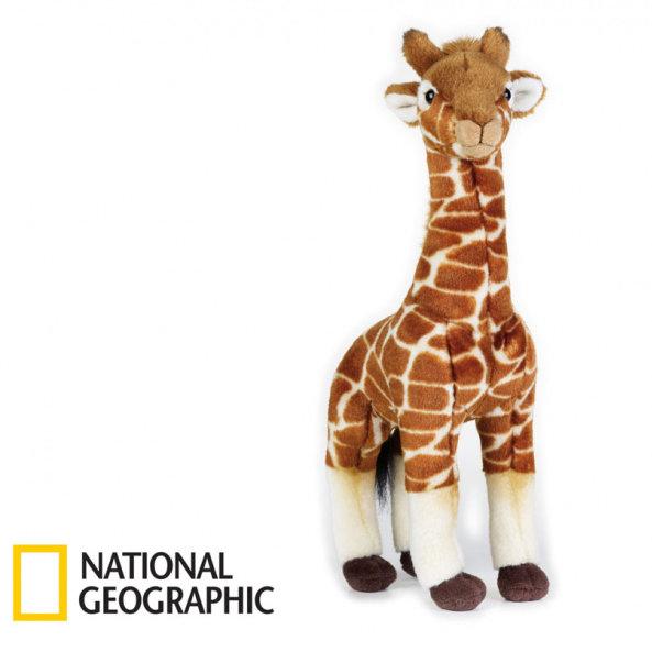 National Geografic Zvířátka ze savany 770718 Žirafa 35 cm