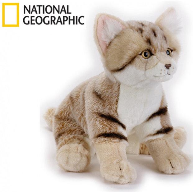 National Geographic Kids Kočka pouštní 33 cm