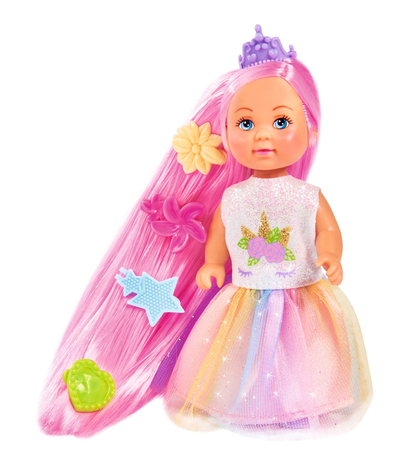 Panenka Evička Rainbow Princess