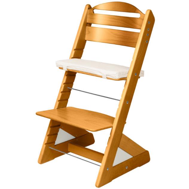 Dětská rostoucí židle JITRO PLUS dubová