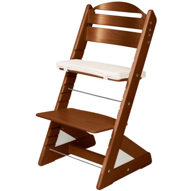 Dětská rostoucí židle JITRO PLUS ořechová