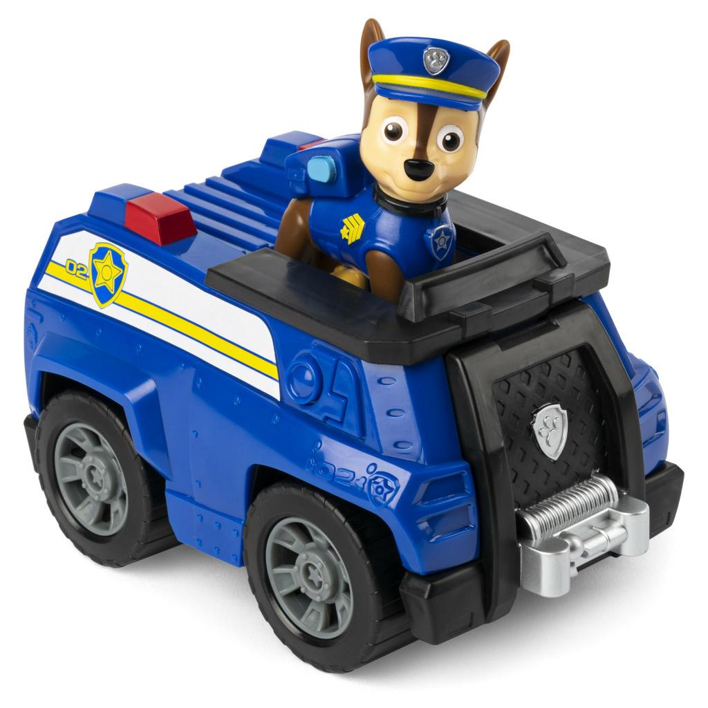Tlapková patrola základní vozidla Chase