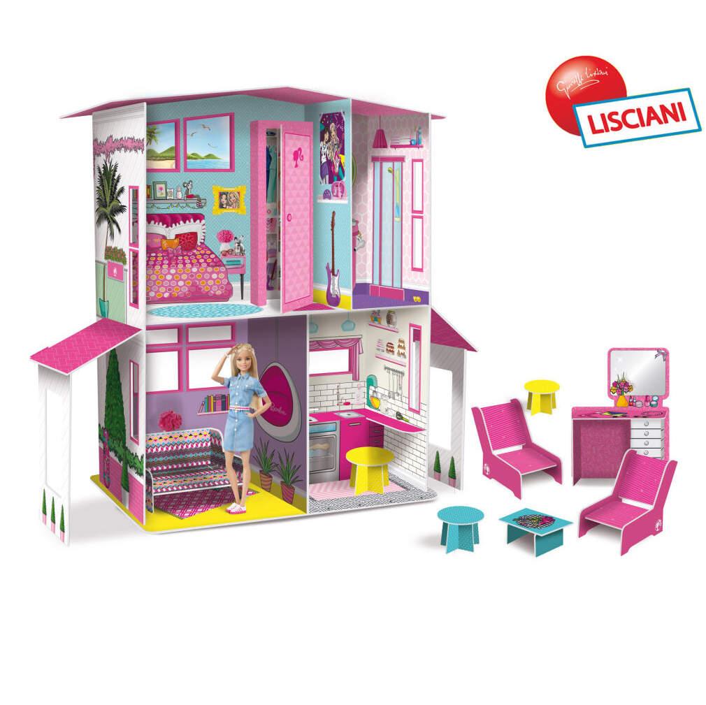 Dom snov Barbie