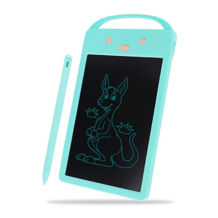 Detská elektronická kresliaca tabuľka - zelená