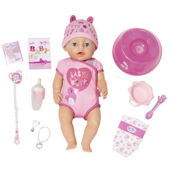 Baby born®, holčička 824368 43 cm