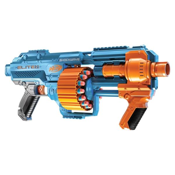 Nerf Shockwave RD-15 pištoľ