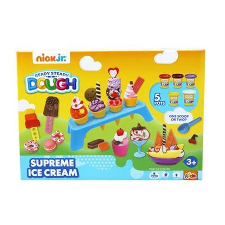 Modelína nejlepší zmrzlina