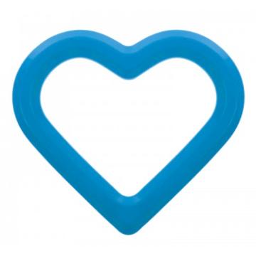 Vodní kousátko Srdce - modré