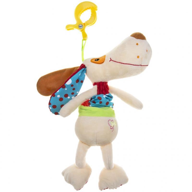 Pluszowa zabawka z automatem Akuku dla psa