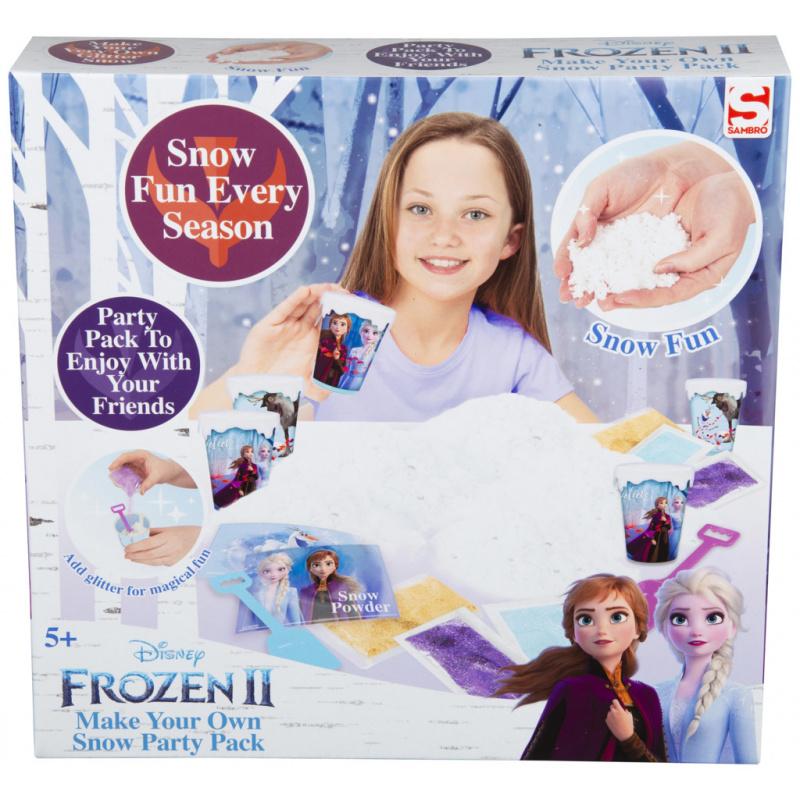 Sada na výrobu magického sněhu Ledové království 2