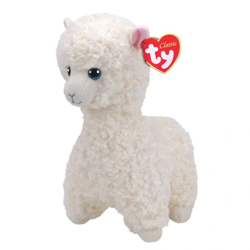 Beanie Boos plyšová lama stojace 33 cm