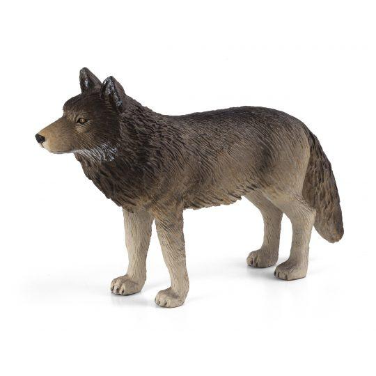 Animal Planet Vlk obecný stojící