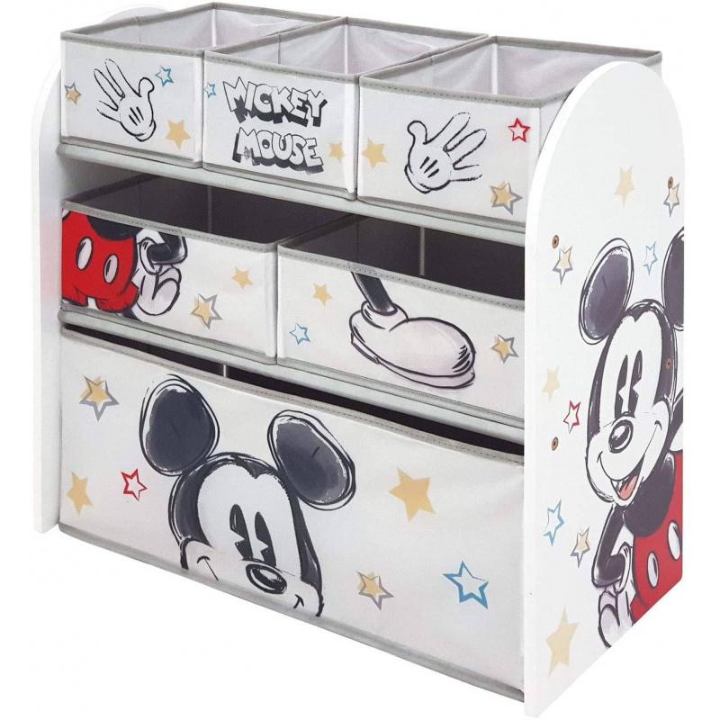 Organizér na hračky Mickey Mouse