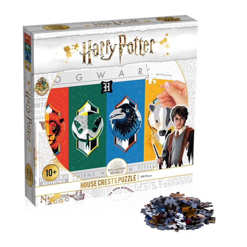 Puzzle Harry Potter Erby 500 dílků